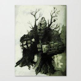Treewizard Canvas Print