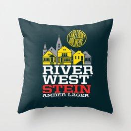 Riverwest Stein Throw Pillow