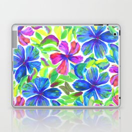 KALIA - BLUE Laptop & iPad Skin