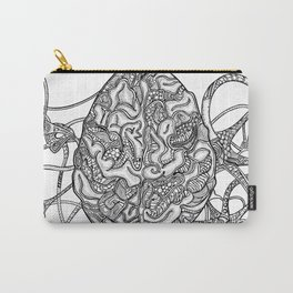 Neurons & Brain Carry-All Pouch