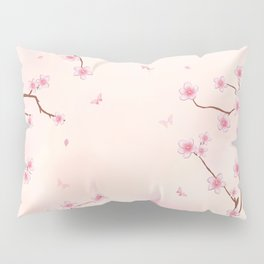 Cherry Blossom Dream Pillow Sham
