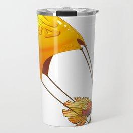 Golden Parachute Travel Mug