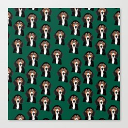 Ruger Pattern Canvas Print