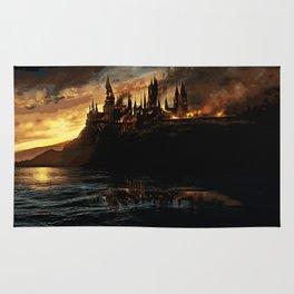 Harry Potter - Hogwart's Burning Rug