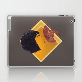 Make your own kabuto path Laptop & iPad Skin