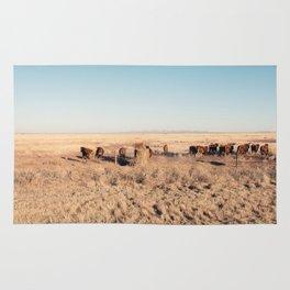 West Texas Stampede Rug