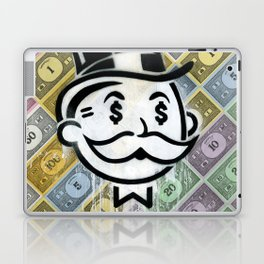 Another Day - Another Dollar Laptop & iPad Skin