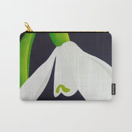Le Perce-neige Carry-All Pouch