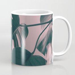 Romantic Monstera Coffee Mug