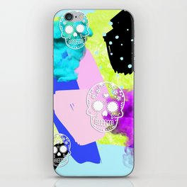 Neon Sugar iPhone Skin