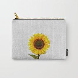 Sunflower Still Life Carry-All Pouch