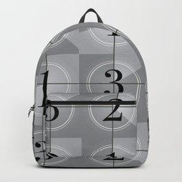 321 Cinema // Old Film Countdown Backpack