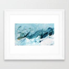 4/5 Framed Art Print