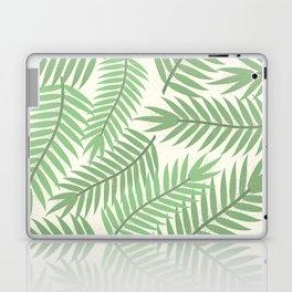 Vintage Florida Palm Fronds 2 Laptop & iPad Skin