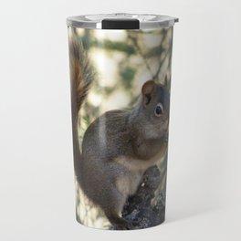 Soldotna Red Squirrel Travel Mug
