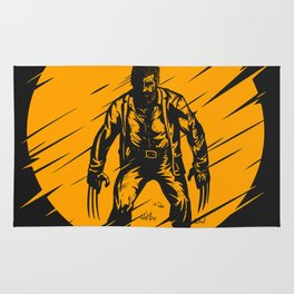 Yellow Logan Rug
