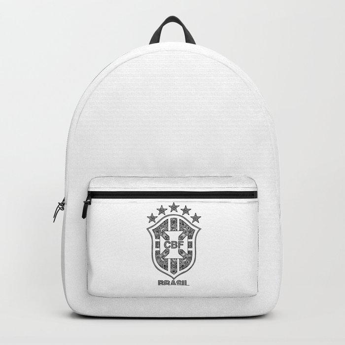 BRASIL NATIONAL FOOTBALL TEAM LOGO Backpack