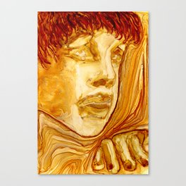 Golden Boy Canvas Print