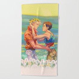 Oduvanchiki Beach Towel