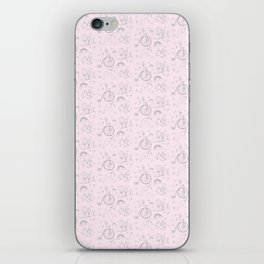 Magical creatures pattern iPhone Skin