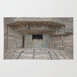 Jersey War Bunker Rug