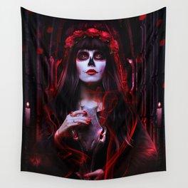 Dark Spirits Wall Tapestry
