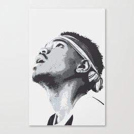 Chance the Rapper Canvas Print