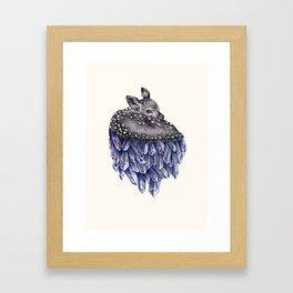 Violetta Framed Art Print