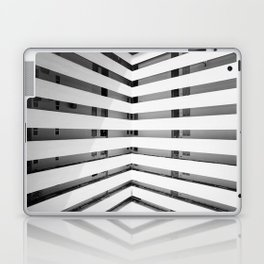 Folded Lines Laptop & iPad Skin