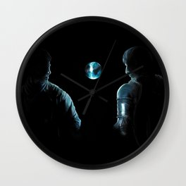 Take Me Back to the Start Wall Clock