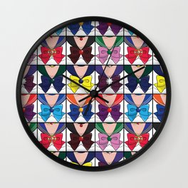 Sailor Soldiers Wall Clock
