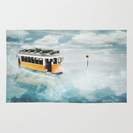 Tram trip Rug