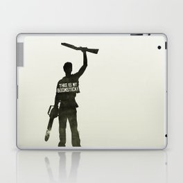 This is my Boomstick! Laptop & iPad Skin