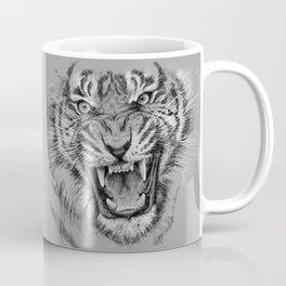 Tiger Portrait Animal Design Coffee Mug