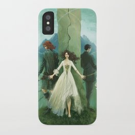 Both Sides Now iPhone Case
