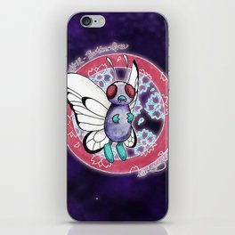 12 - Butterfree iPhone Skin