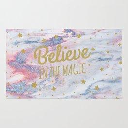 Believe in The Magic Rug