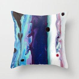 Flow Throw Pillow