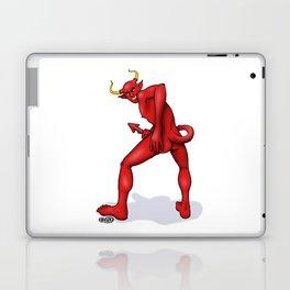 Horny Devil Laptop & iPad Skin