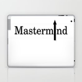 Mastermind Laptop & iPad Skin