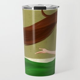Gust of Wind Travel Mug