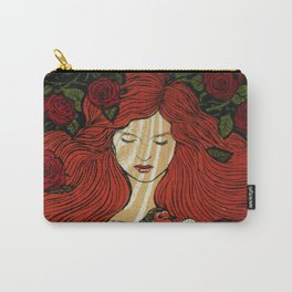 Maid with robin Carry-All Pouch