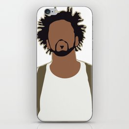 J Cole iPhone Skin
