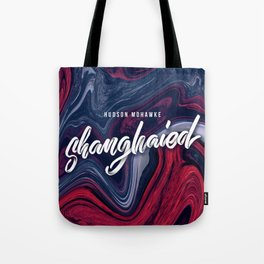 Shanghaied - poster Tote Bag