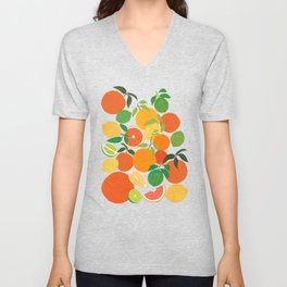 Citrus Harvest Unisex V-Neck
