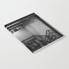 Downtown New York City Subway Notebook