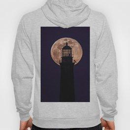 Blue Moon through North Tower Hoody