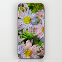 DAISEY MADNESS ABSTRACT  iPhone Skin