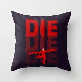 Reaper Ultimate Throw Pillow