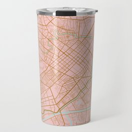 Ho Chi Minh map, Vietnam Travel Mug
